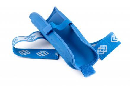 Защита голени и стопы для карате Daedo WKF