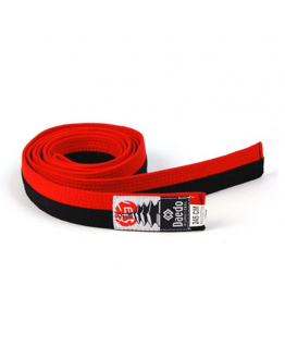 Пояс для тхэквондо Daedo Belt Black-Red