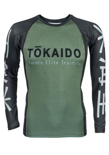 Рашгард тренировочный Tokaido Athletic Elite Training