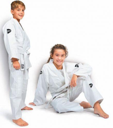 Кимоно для дзюдо Green Hill Junior белое