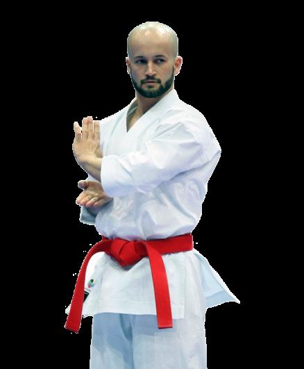 Кимоно для карате Tokaido Kata MASTER Athletic WKF