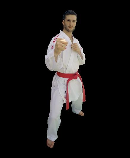 Кимоно для карате Arawaza Onyx Zero Gravity Premier League WKF
