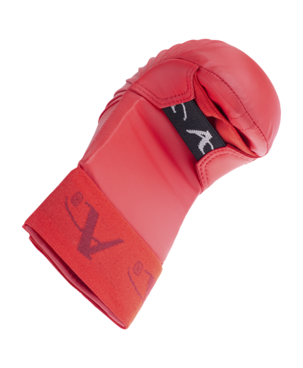 Накладки для карате красные Arawaza