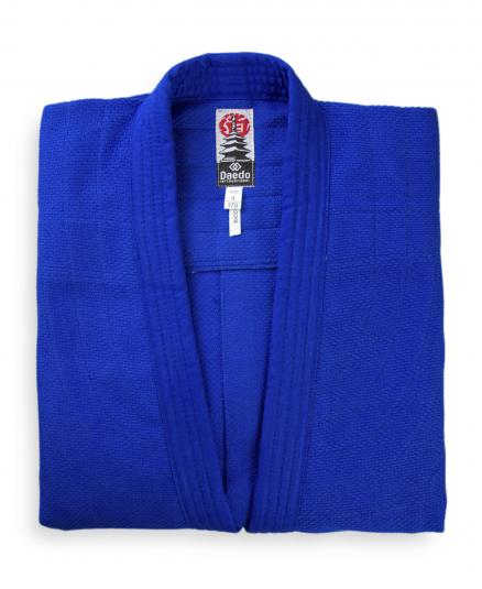 Кимоно для дзюдо Daedo IJF Approved Синее