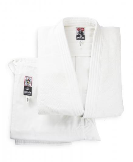 Кимоно для дзюдо Daedo IJF Approved Белое