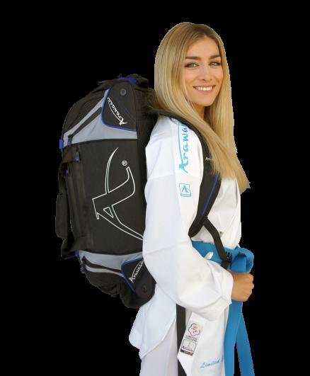 Сумка - рюкзак спортивная Arawaza